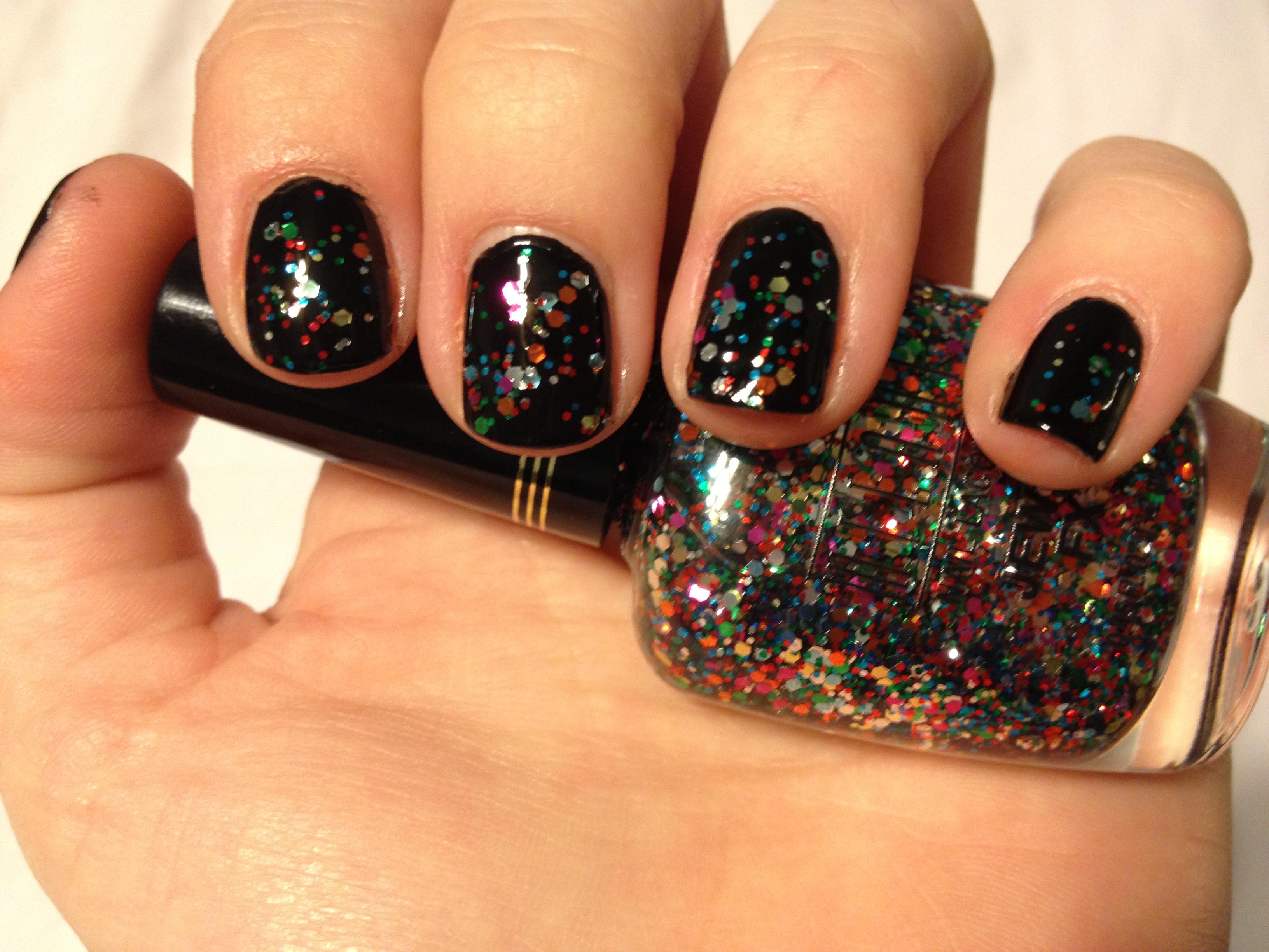 Glitter Post! Milani Jewel FX | Lacquer Land